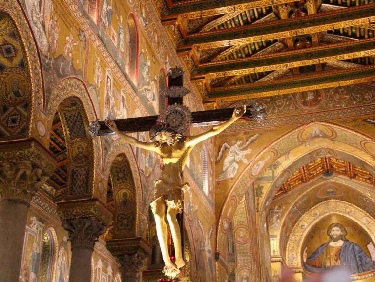 Festa del Santissimo Crocifisso a Monreale