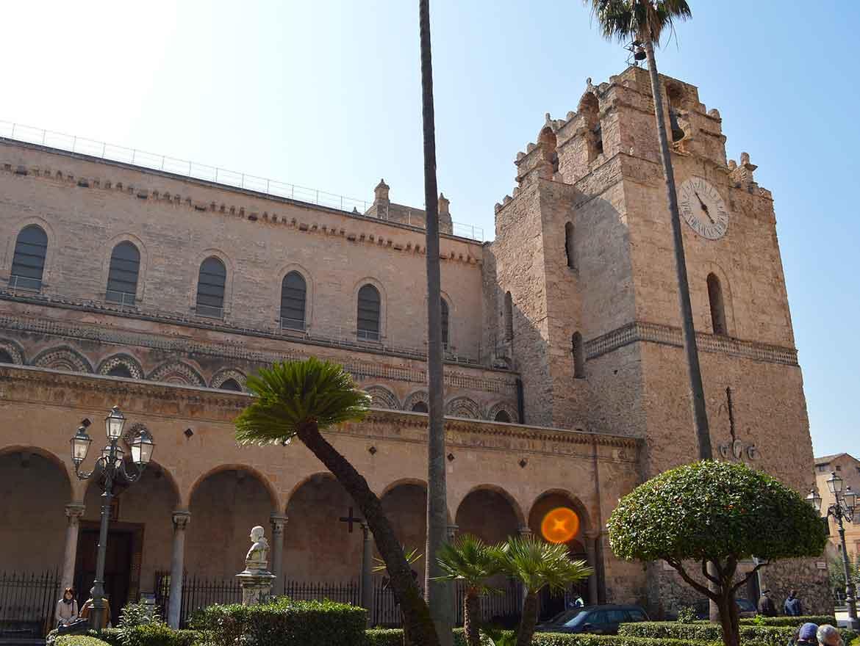 cattedrale di monreale palermo
