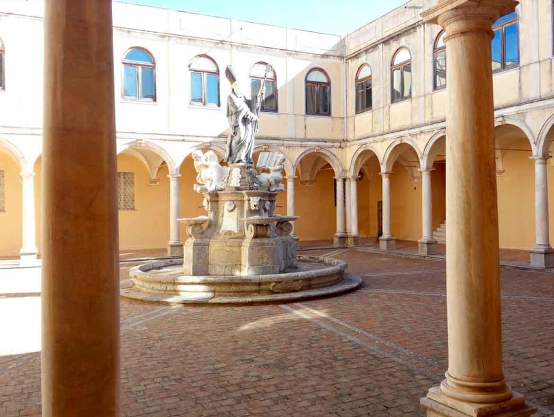 Basilica di San Martino delle Scale a Monreale