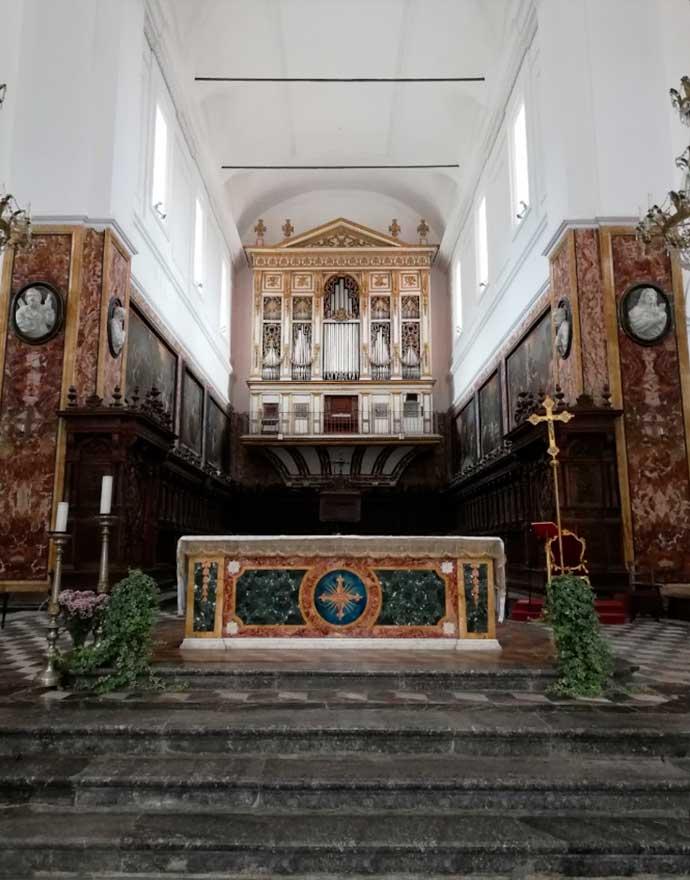 Basilica abbaziale di San Martino delle Scale a Monreale