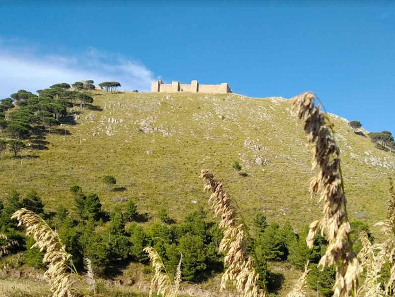 trekking Castellaccio di Monreale