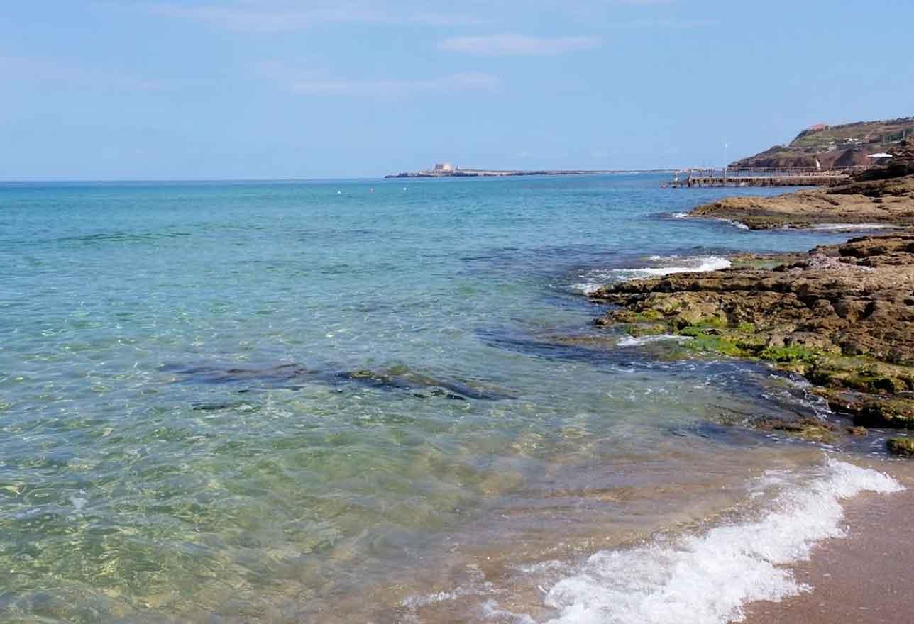 Spiaggia Morghella Portopalo
