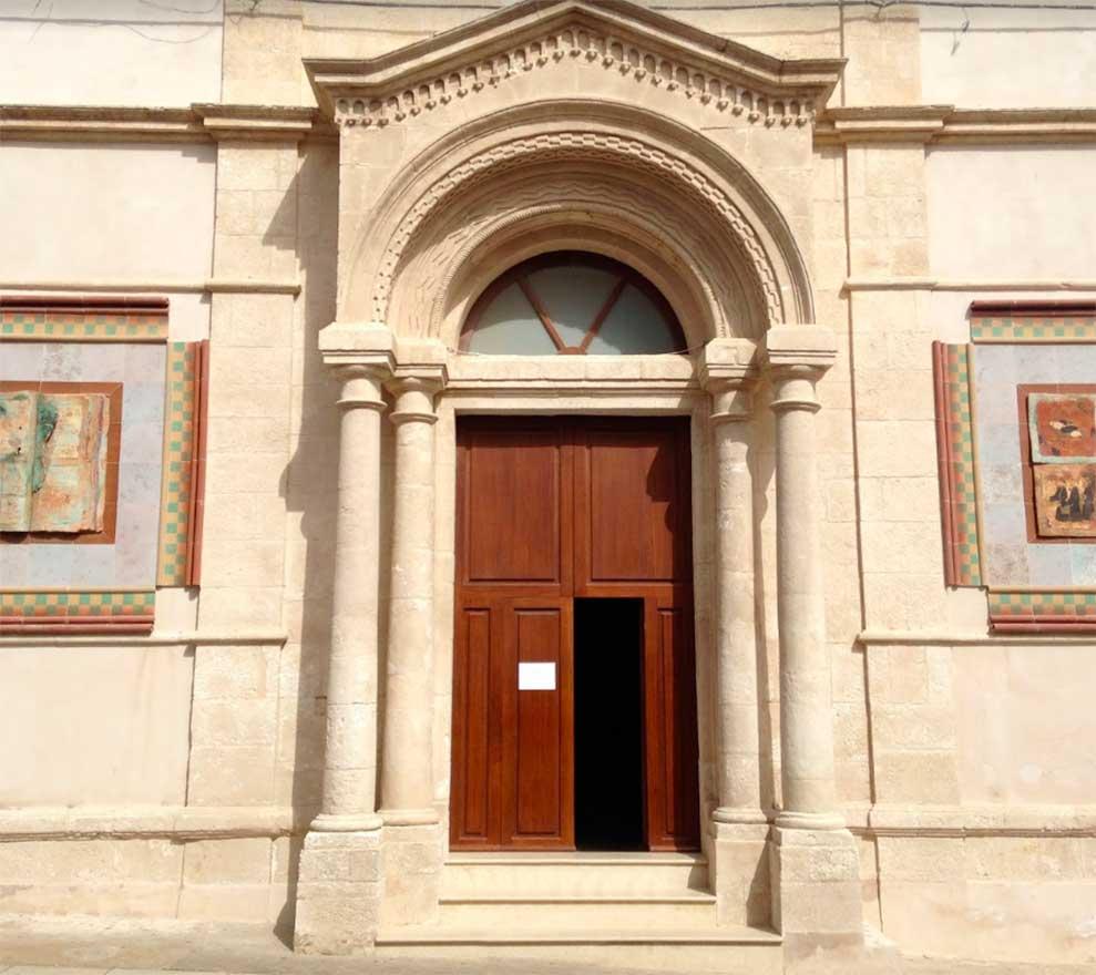 Chiesa San Gaetano Portopalo di Capo Passero