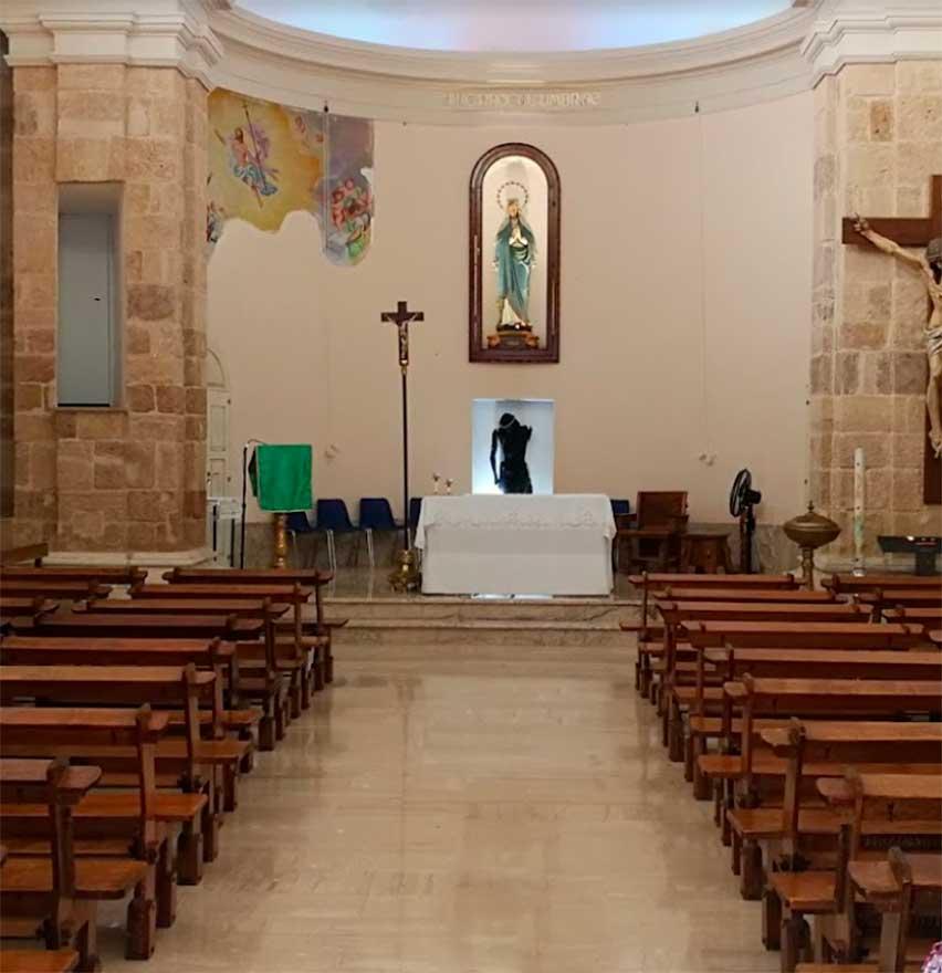 Chiesa di San Gaetano a Portopalo di Capo Passero