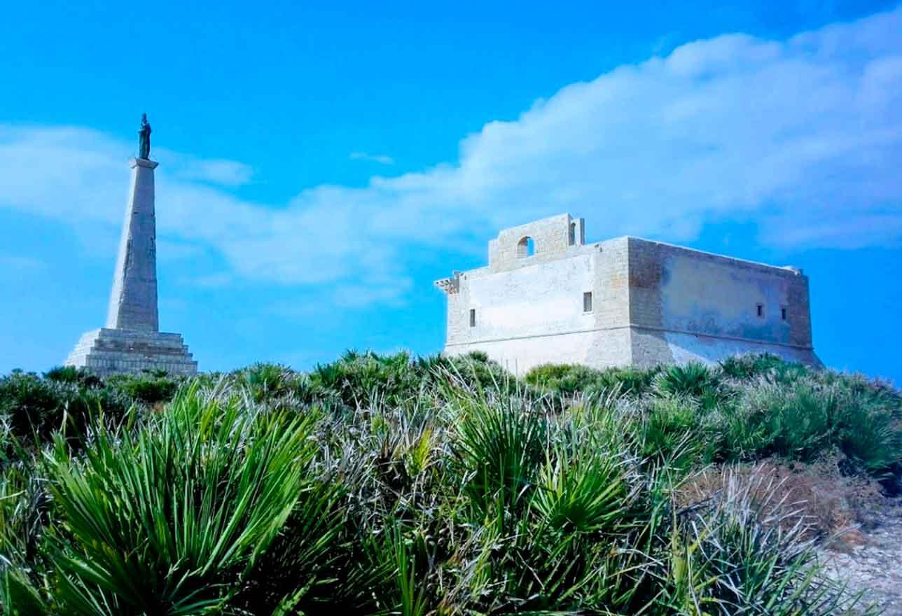 Forte di Carlo V di Capopassero