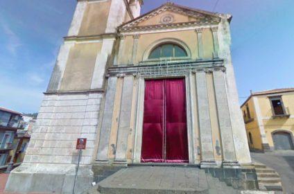 Chiesa di Sant'Egidio Abate a Linguaglossa