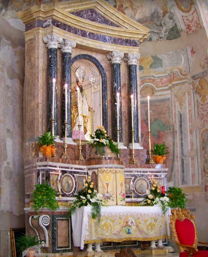 Chiesa di Sant'Egidio Linguaglossa