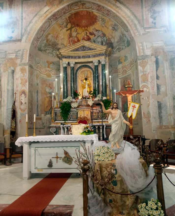 Chiesa di Sant'Egidio a Linguaglossa