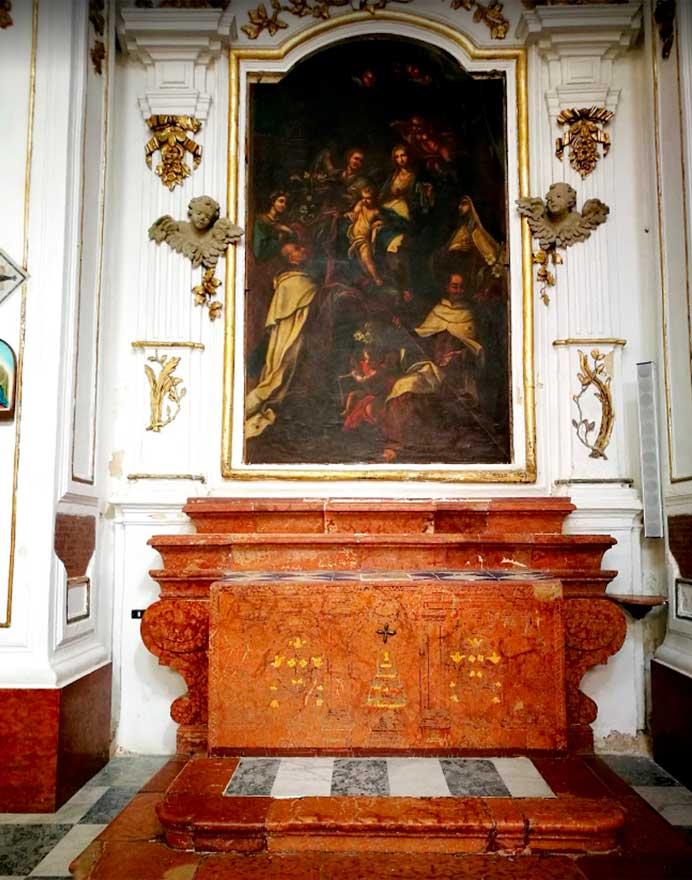 Chiesa Madre di Santa Maria del Soccorso a Castellammare