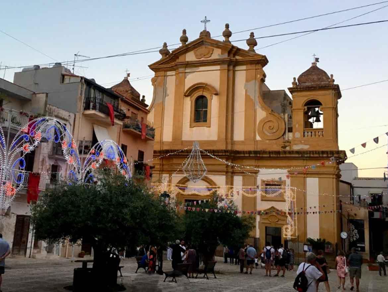 Chiesa Madre di Castellammare del Golfo