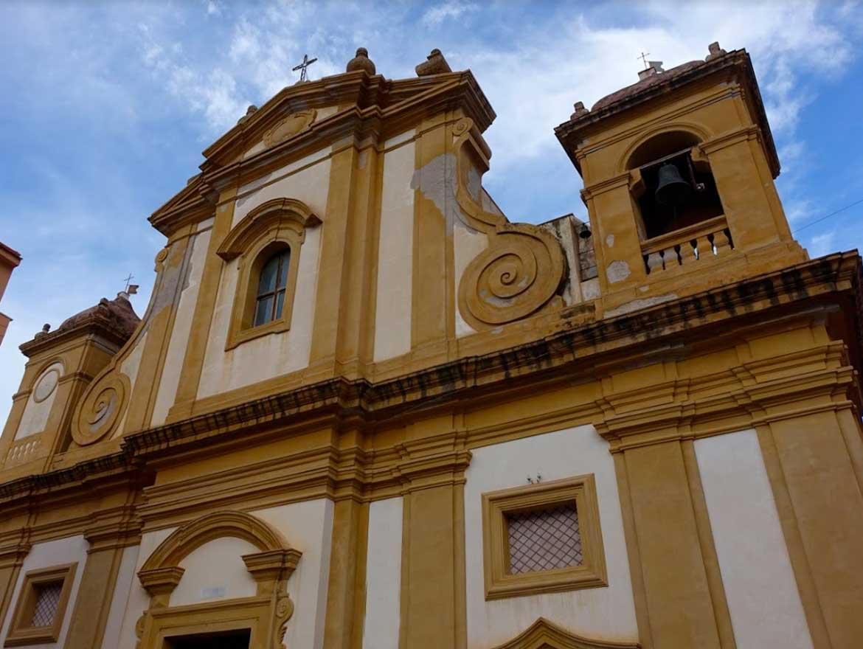 Chiesa Madre di Santa Maria del Soccorso a Castellammare del Golfo
