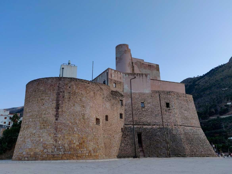 Castello Arabo a Castellammare del Golfo