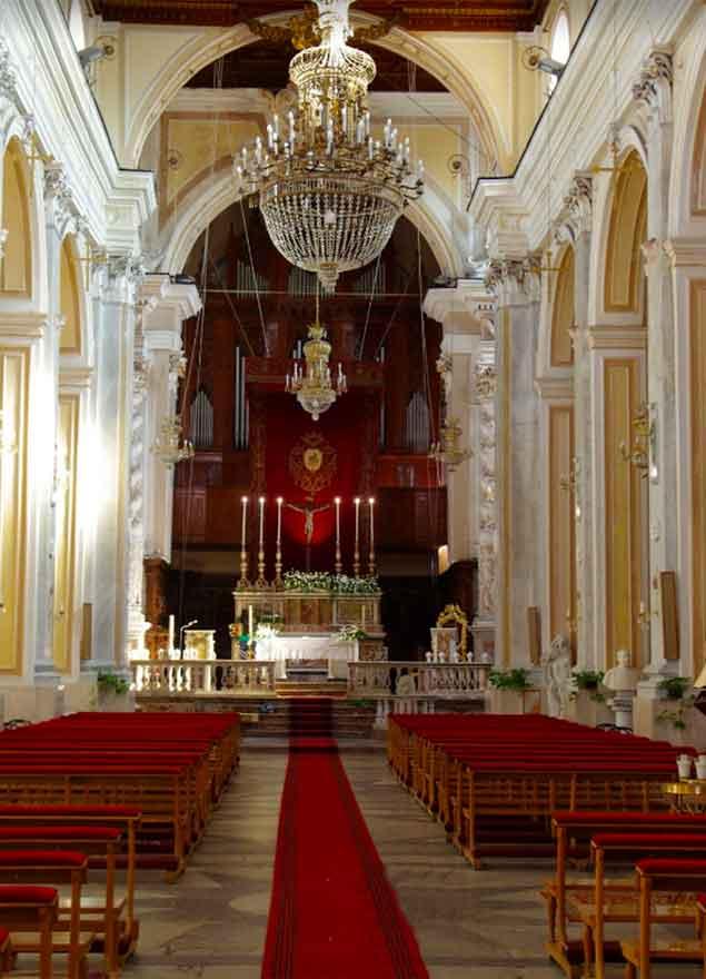 Chiesa Santa Maria delle Grazie Linguaglossa