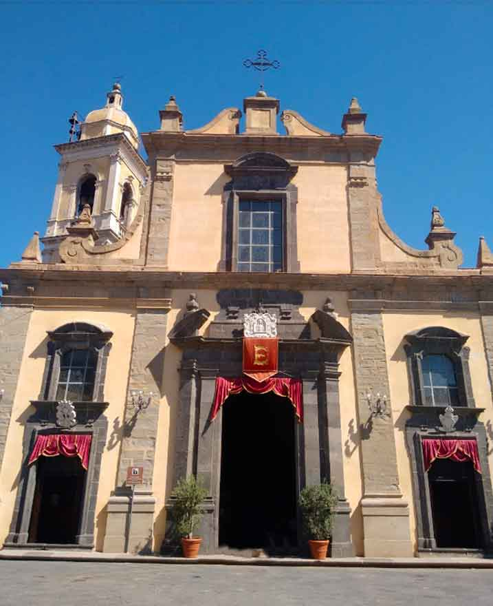 Chiesa Madre a Linguaglossa