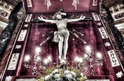 Festa del Santissimo Crocifisso a Trabia