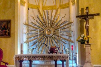 Chiesa Santissimo Sacramento Trabia