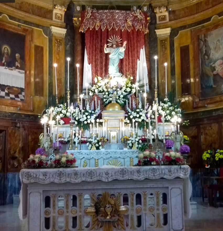 Chiesa Madre di Santa Petronilla a Trabia