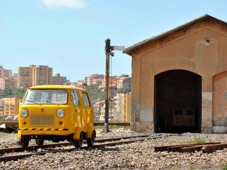 Stazione Museo di Porto Empedocle