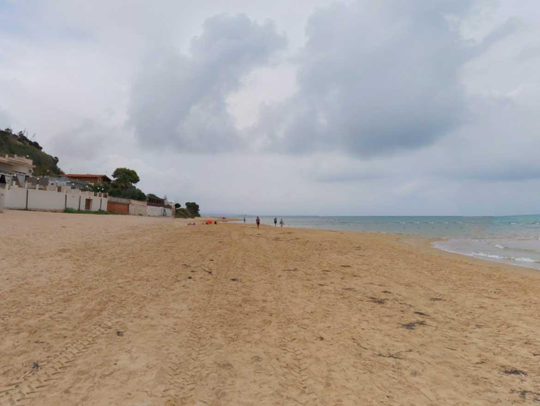 spiagge di porto empedocle