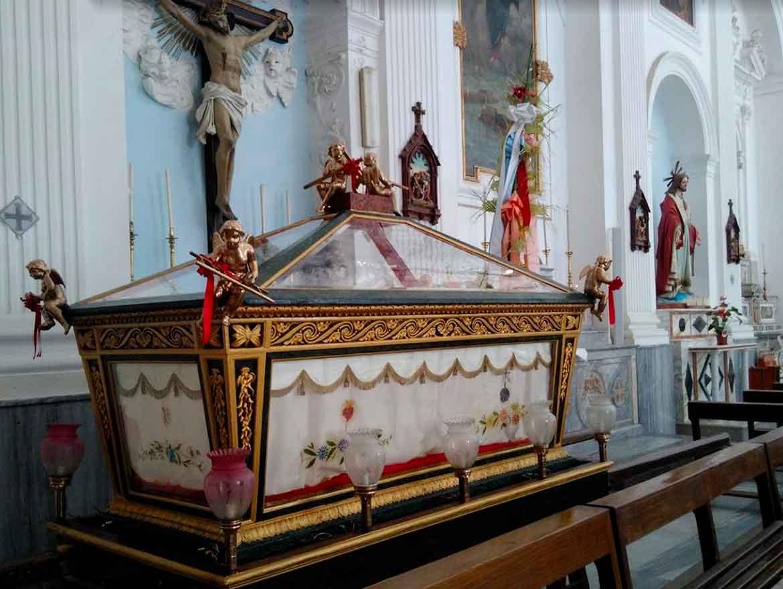 Chiesa di Maria Santissima del Buon Consiglio Porto Empedocle