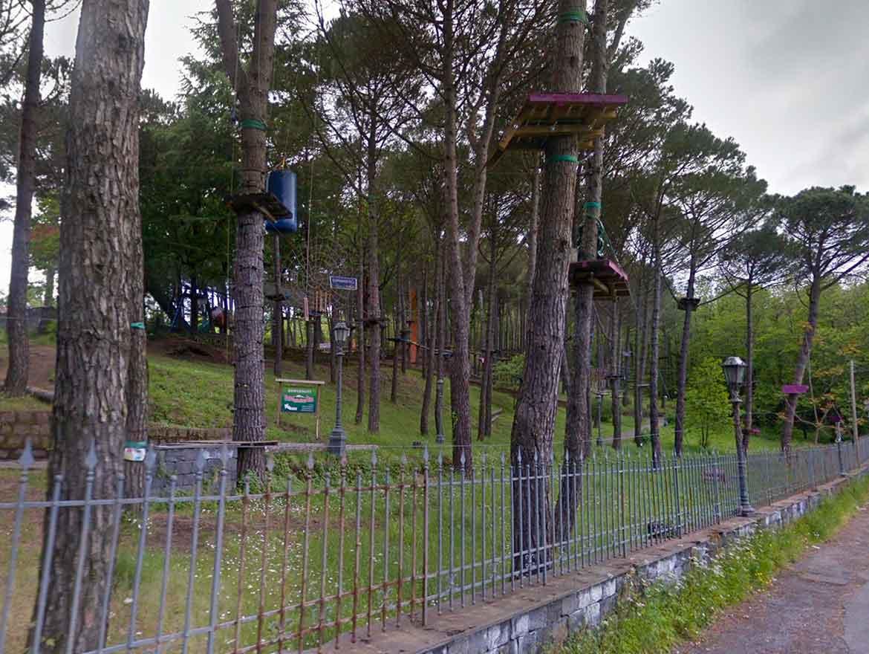 Parco Etna a Milo
