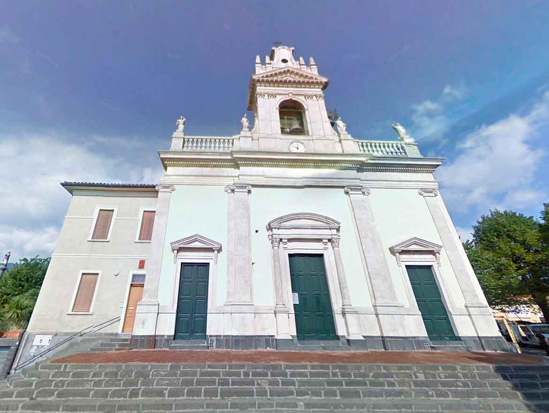 Chiesa Madre di Sant'Andrea a Milo