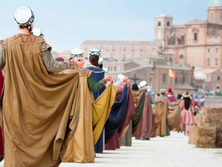 Palio dei Normanni a Piazza Armerina