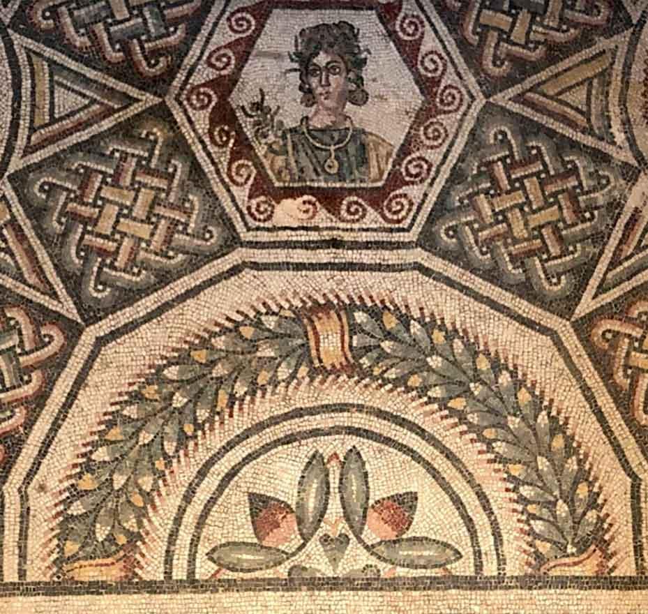 Mosaici Villa Romana del Casale