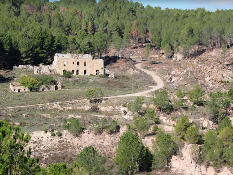 Ente Parco Minerario Floristella Grottacalda