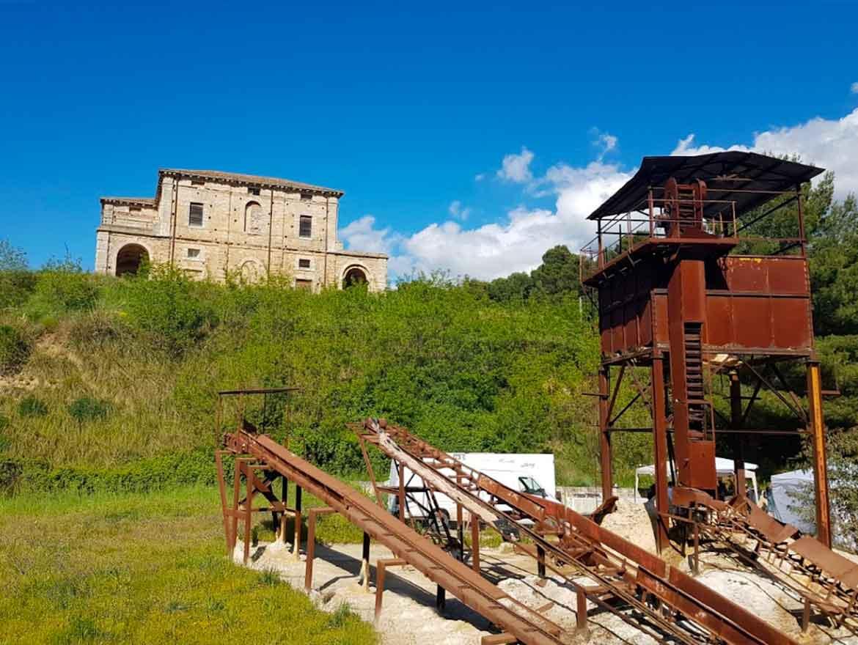 Ente Parco Minerario Floristella Grottacalda a Piazza Armerina