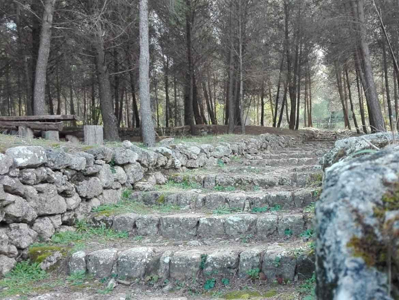 Parco Minerario di Floristella e Grottacalda a Piazza Armerina