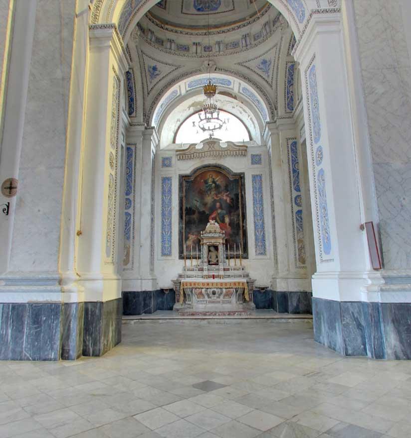 Cattedrale Maria SS. delle Vittorie Piazza Armerina