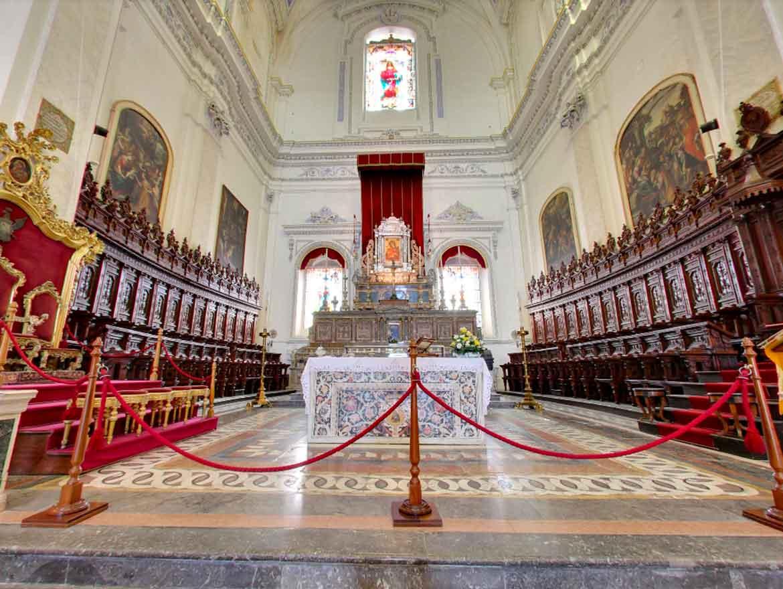 Cattedrale di Maria Santissima delle Vittorie a Piazza Armerina