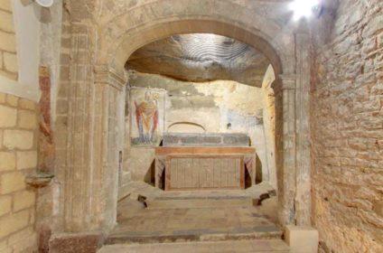 Santuario Maria Santissima della Cava a Marsala di Marsala