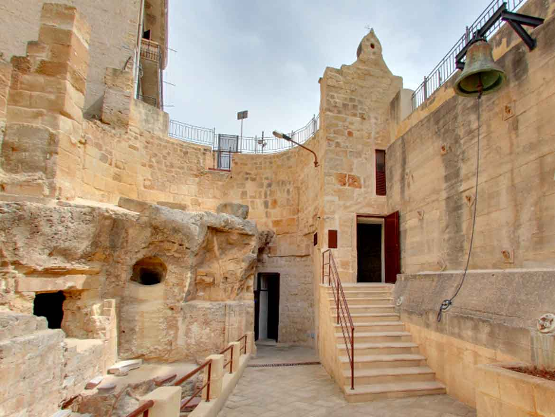 Santuario Maria Santissima della Cava a Marsala