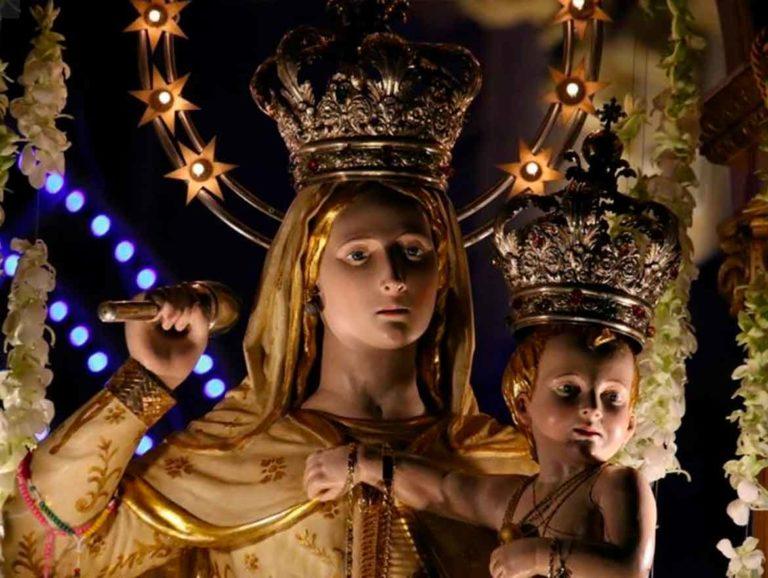 Festa di Santa Maria del Soccorso a Castellammare del Golfo