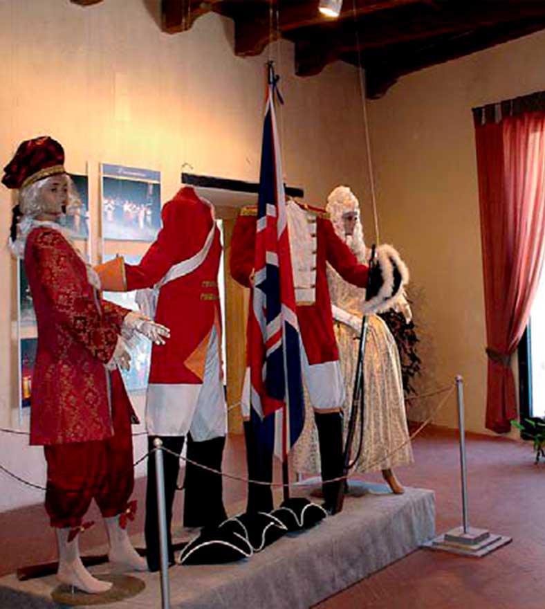 Museo La Memoria del Mediterraneo a Castellammare del Golfo