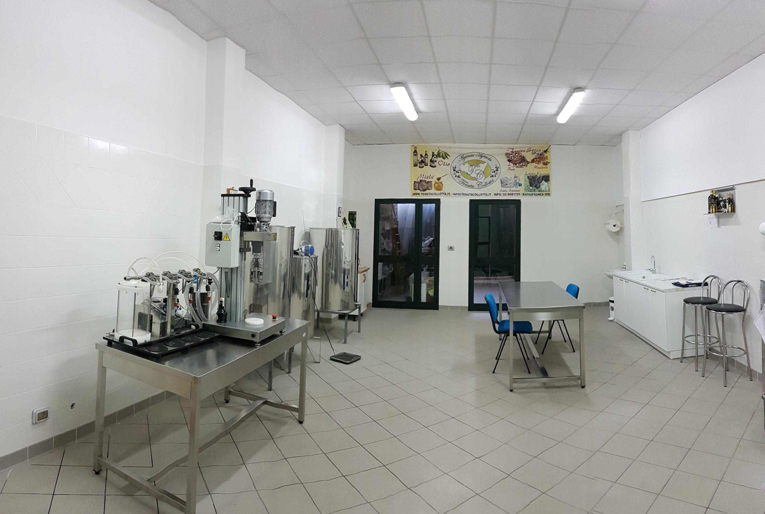 laboratorio tenuta collotta