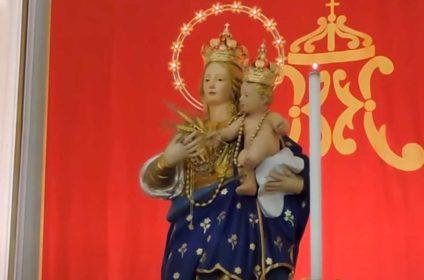 Festa della Madonna della Provvidenza a Zafferana Etnea