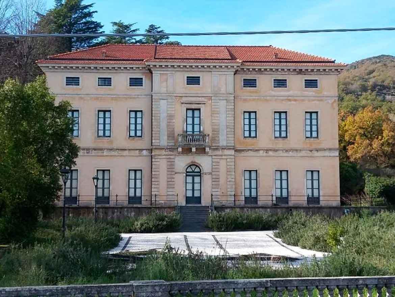 Villa Manganelli a Zafferana Etnea