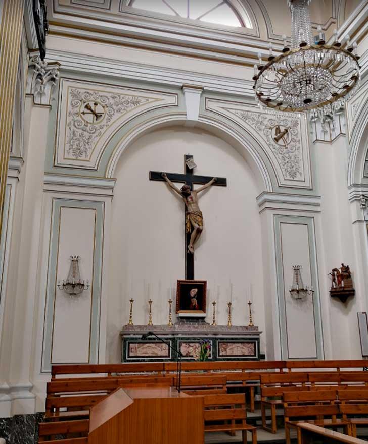 Chiesa di Santa Maria della Provvidenza Zafferana Etnea