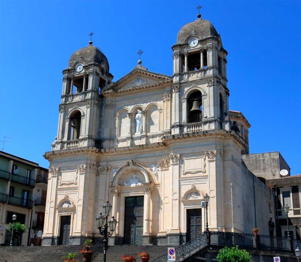 Chiesa Madre Zafferana Etnea