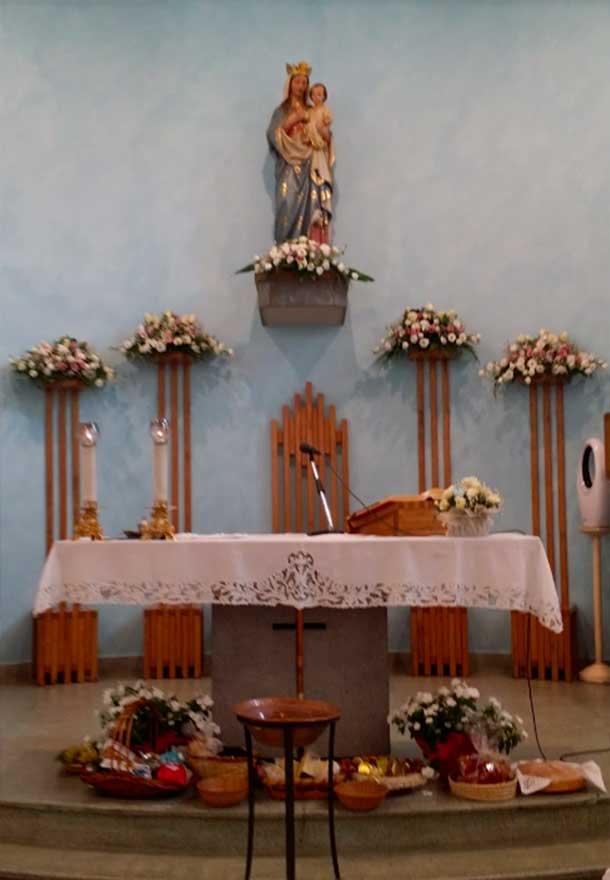 Chiesa Santa Maria delle Grazie a Zafferana Etnea