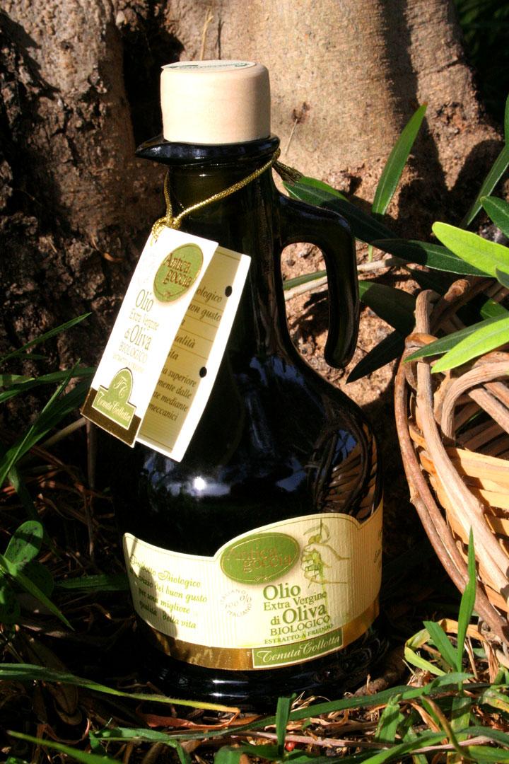 Bottiglia Olio Antica Goccia