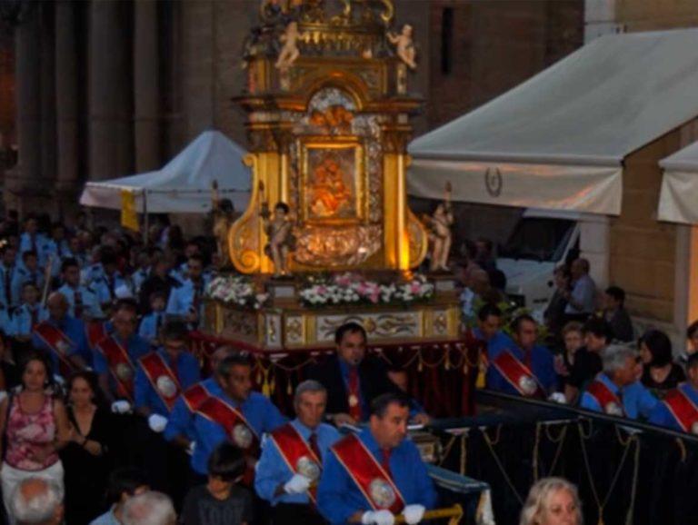 Festa di Santa Maria del Bosco a Niscemi