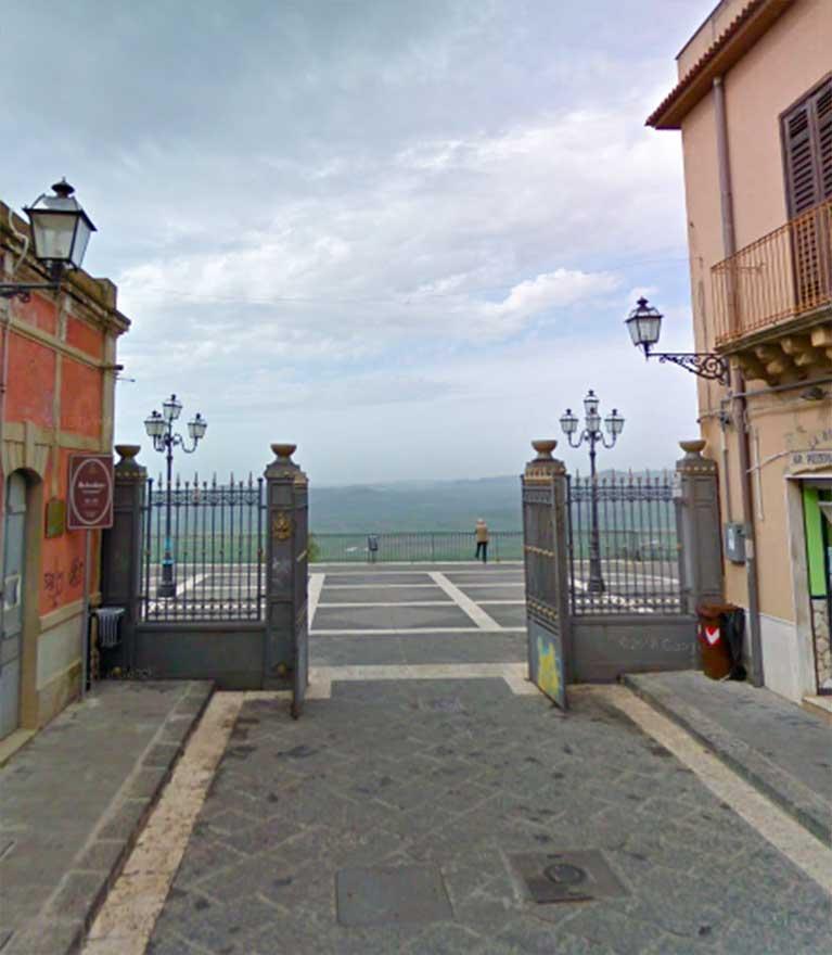 Belvedere a Niscemi