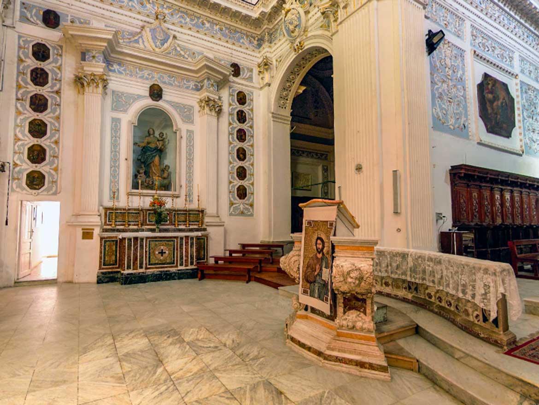 Chiesa Madre di Santa Maria dell'Itria Niscemi