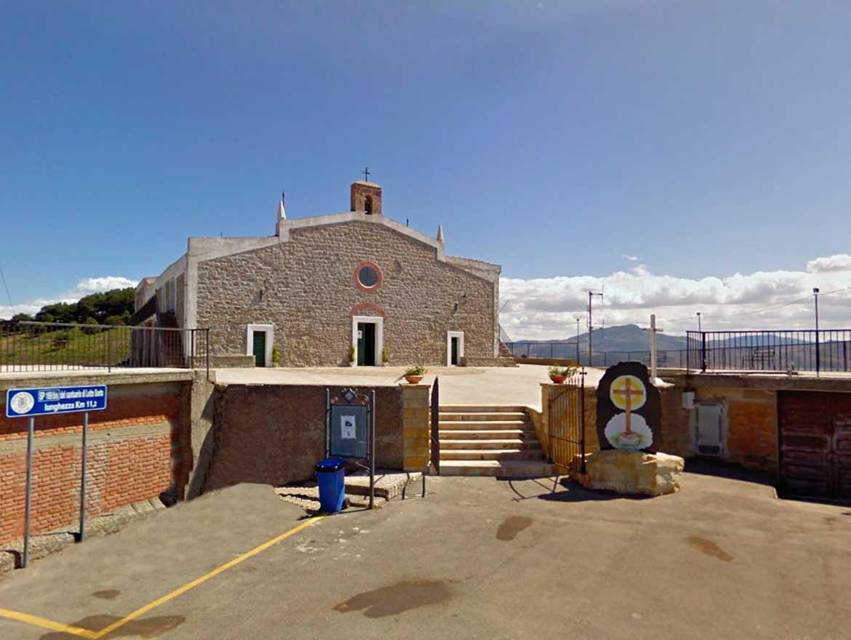 Santuario del Letto Santo Santo Stefano di Camastra