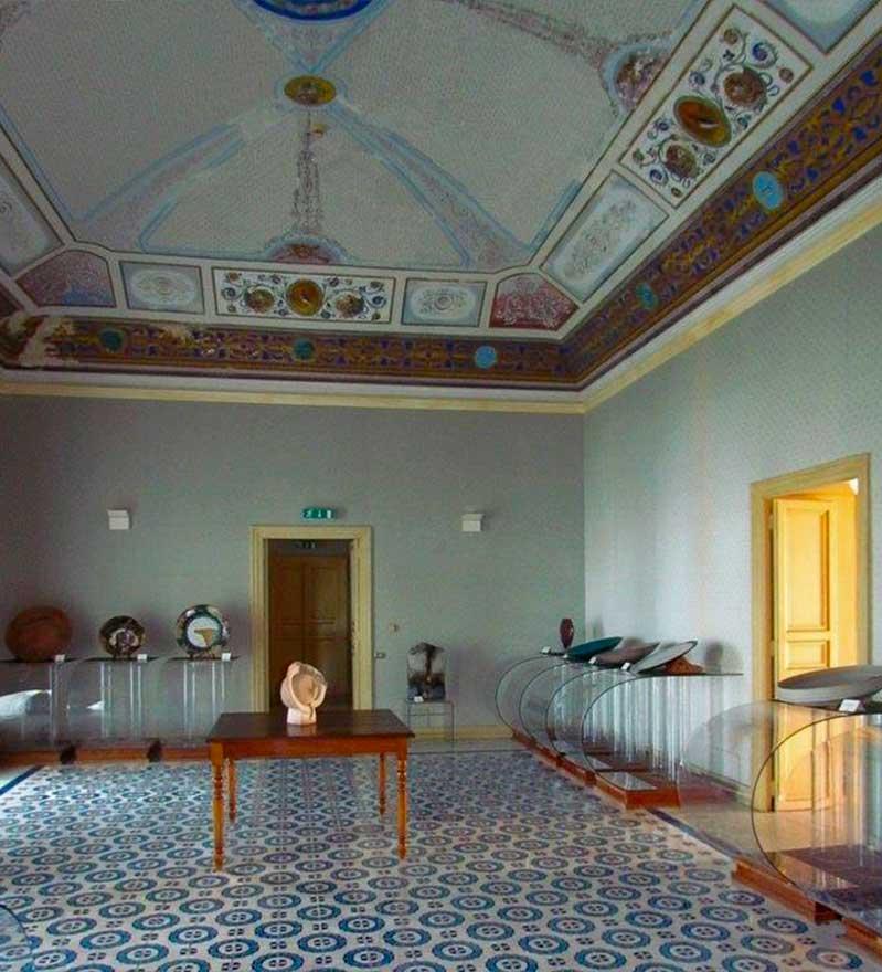 Palazzo Trabia Santo Stefano di Camastra