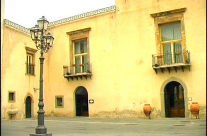 Palazzo Trabia a Santo Stefano di Camastra